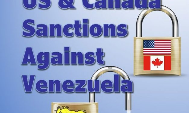 International Days of Action Calling for an End to US and Canadian Sanctions Against Venezuela