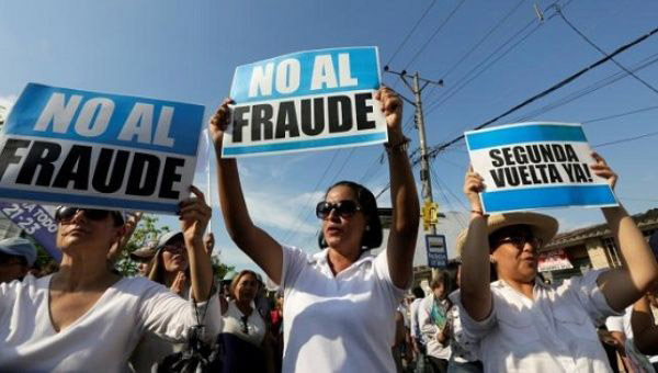 Undermining Democracy in Ecuador