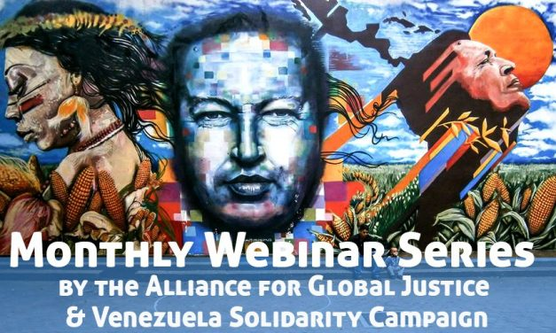 Next Venezuelan Webinar July 31: End US-Canadian Sanctions Against Venezuela Now!