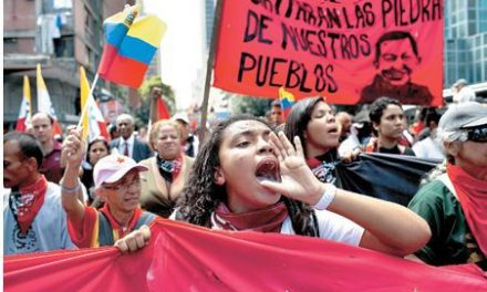Condemning coup attempt in Venezuela by anti-government forces