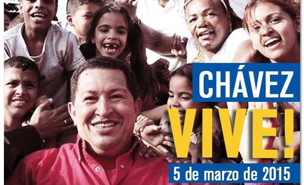 International Solidarity With The Bolivarian Revolution Week