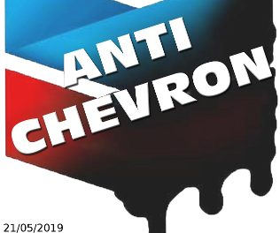 21st May, the Global #AntiChevron Day of Action is coming