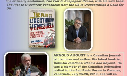 US Venezuela Cuba Canada Relations: The Geopolitics
