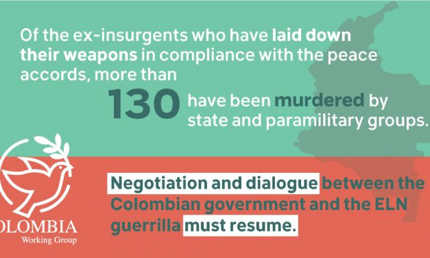 Court orders Colombia's government to protect social leaders as agreed in peace deal