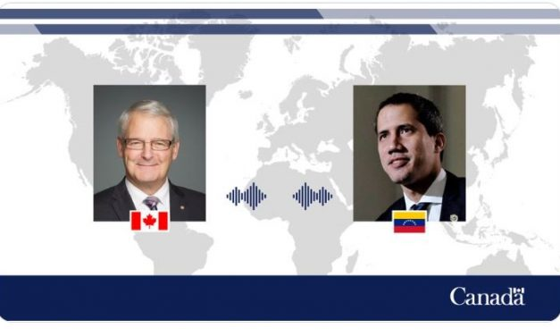 Organizations call on the Canadian Government to end sanctions against Venezuela
